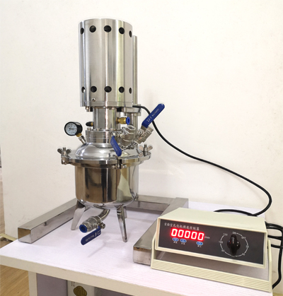 实验室高速剪切真空龙8官网手机版完成发货