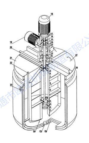 组合式分散乳化剪切机